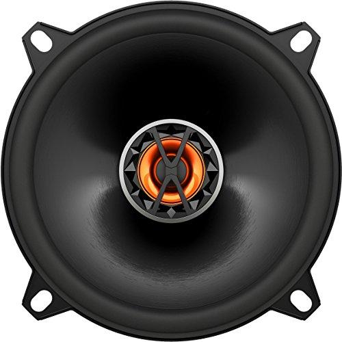"""JBL Club 5020 5-1/4"""" (130mm) Koaxialer Stereo Auto-Lautsprecher (1 Paar) - Schwarz"""