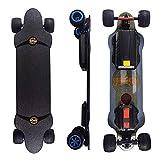Teamgee H20T Skateboard électrique 965mm Longboard avec télécommande...