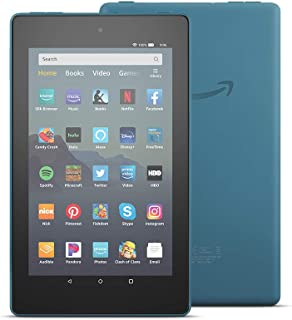 """Fire 7 Tablet (7"""" display, 16 GB) – Twilight Blue"""