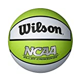 Wilson Killer Crossover Basketball, Lime/White, Youth - 27.5'