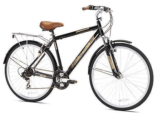 Kent Springdale Men's Hybrid Bicycle,...