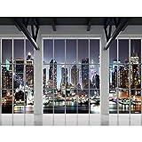 Papier peint intissé New York 396 x 280 cm - Tapisserie Decoration Murale XXL...
