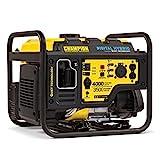 Champion Power Equipment 100302 4000-Watt RV Ready Open Frame Inverter, Yellow