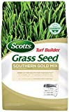 Scotts Turf Builder Grass Seed Southern Gold Mix For Tall Fescue Lawns - 40 lb., Tall Fescue Blend to Withstand Heat and Drought, Covers up to 10,000 sq. ft.