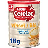 Cerelac Blé/Lait Dès 6 Mois Halal 1 kg