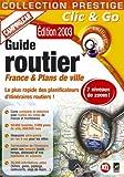 Guide routier : France et plans de villes