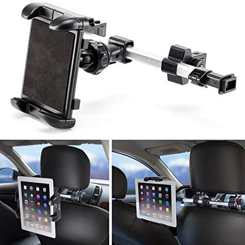 Supporto Auto, iKross Universale Supporto Poggiatesta per Tablet da 7-12 pollici, Poggiatesta...
