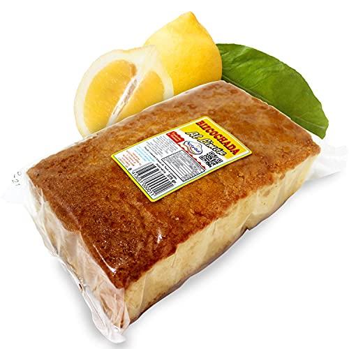 Ketydul Dulces Kety - Bizcochada al Limón Elaborado de Mane