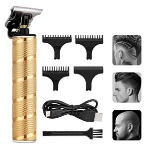 Baywell Professional T Outliner Hair Clippers, Electric Zero Gapped Trimmers, Waterproof Cordless...