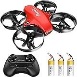 Potensic Drone per Bambini con Tre Batterie Quadricottero RC...