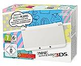 Console New Nintendo 3DS Blanc Bloc d'alimentation non fourni Contact du support de Nintendo : 01 34 35 46 01
