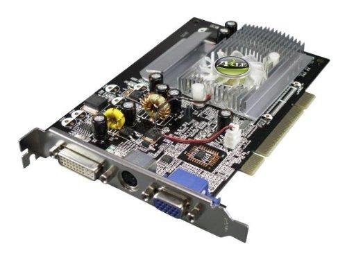 Axle nVidia GeForce 5500 Scheda grafica (PCI, 256MB Memoria GDDR , DVI / VGA / , 1 GPU)
