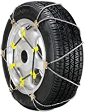 Security Chain Company SZ335 Shur Grip Super Z Passenger Car Tire Traction Chain – Set of 2