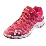 Yonex Power Cushion Aerus 3 Womens Indoor Court Shoe (Rose) (8.5)
