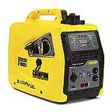 Champion Power Equipment 100402 2000-Watt Dual Fuel Portable Inverter Generator, Parallel Ready