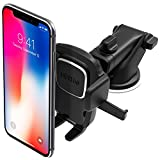 iOttie Easy One Touch 4 Dash & Windshield Universal Car Mount Phone Holder Desk Stand for iPhone, Samsung, Moto, Huawei, Nokia, LG, Smartphones