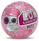 L.O.L. Surprise! PETS 30297, 7 Surprises à l'intérieur, Figurine - Modèle aléatoire
