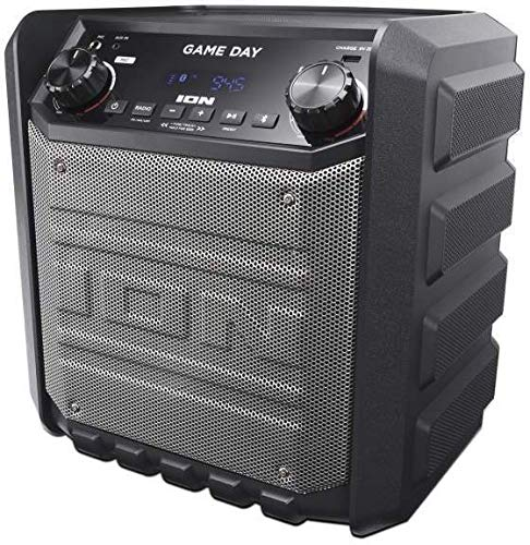 Ion Tailgater Express Game Day Bluetooth Speaker