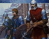 GameCraft Miniatures Frostgrave Version II: Knights