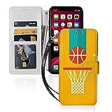 バスケット バスケットボール ペ basketball アイフォン11、11 Pro、11Pro MAXレザー手帳型機……