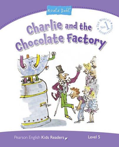 Charlie-and-the-chocolate-factory-Penguin-kids-Level-5-Con-espansione-online