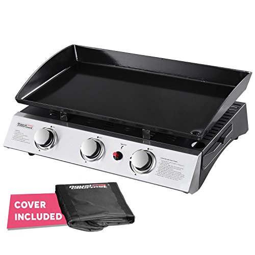 Royal Gourmet PD1300 Portable 3-Burner Propane Gas Grill...
