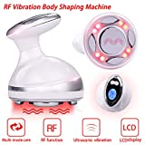 Body Shaping Machine 4 in 1 Fat Remover Machine Red Light Weight Loss Massager for Skin Firming Fat Burn Device with Smart LCD Display