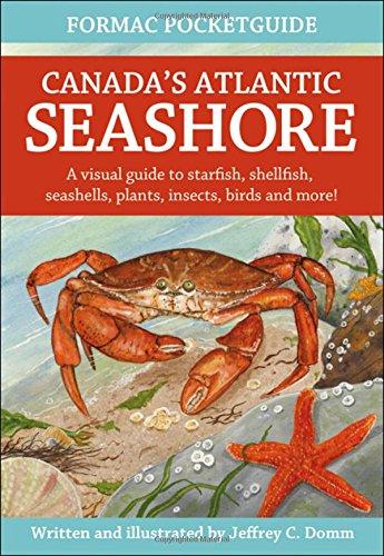 Formac Pocketguide to Canada's Atlantic Seashore (Paperback)
