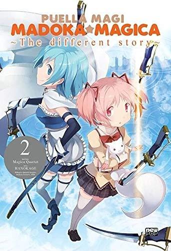 Madoka magica - different story volume 02