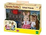 Sylvanian-Les Copains d'école Families Mini-poupées et Accessoires, 5170, Multicolore, Norme