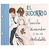 Recuerding - Álbum de Fotos para Bodas, 64 Páginas (27x24cm) | Escribir y Pegar | Moderno, Original y Vintage | Libro de Firmas | Novios, Parejas y Recién Casados