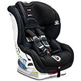 Britax Boulevard ClickTight Convertible Car Seat - 2 Layer Impact Protection - Rear and Forward Facing - 5 to 65 Pounds, Cool Flow Ventilating Fabric, Grey