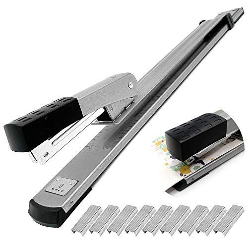 Cucitrice a braccio lungo, capacit 25 fogli, strumento ideale per rilegare documenti