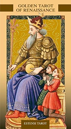 SCARABEO-JEUX Tarot Dore de la Renaissance