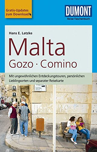 Reiseführer für Malta und Gozo