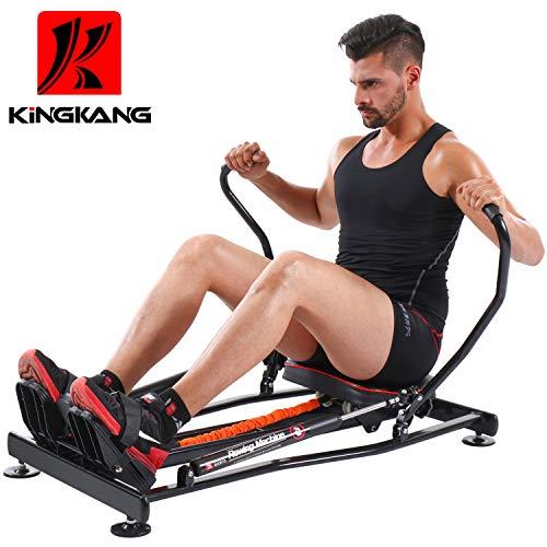 ローイングマシン ボート漕ぎ運動器具 折りたたみ式 背筋 上腕 大腿筋肉トレーニング器具 家庭用トレーニング運動設備 耐荷重150KG 有酸素運動