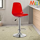 MBTC Rapid High Bar Chair/Kitchen Stool in Red