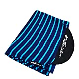 Wavestorm 9ft6 Board Sock // Knitted Board Sock for Protection of Surfboards, Bodyboards and Stand Up Paddleboards