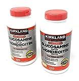 Kirkland Signature Extra Strength Glucosamine 1500mg/Chondroitin 1200mg, 220 Count (2 Pack)