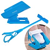 Enfile Bas Chaussette Sock Slider Easy On Easy Off Sock Aid Kit Enfiler outils...
