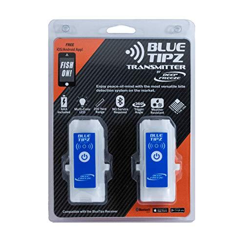 Deep Freeze Blue Tipz Flex Transmitter Double Pack BTT-12FL