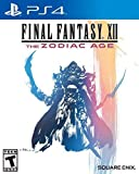 Final Fantasy XII: The Zodiac Age - PlayStation 4 (Video Game)