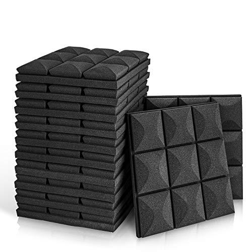 12 Pack Mushroo Studio Wedge Tiles