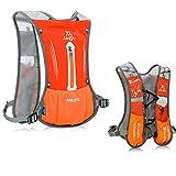 LIAWEI Mochila de hidratación para correr al aire libre, ciclismo, senderismo, escalada, esquí, caza, mochila de agua profesional, bolsa de deporte ligera para hombres, mujeres, niños
