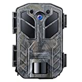 APEMAN Caméra de Chasse 30MP 4K avec vision nocturne, Etanchéité IP66...