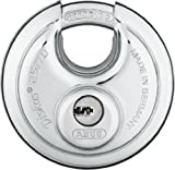 ABUS 25/70 Diskus Stainless Steel Padlock Keyed Different