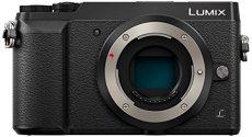 """Panasonic Lumix DMC-GX80EG Cuerpo MILC 16MP 4/3"""" Live MOS 4592 x 3448Pixeles Negro - Cámara digital (16 MP, 4592 x 3448 Pixeles, Live MOS, 4K Ultra HD, Pantalla táctil, Negro)"""