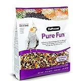 Pure Fun Bird Food for Medium Birds by ZuPreem