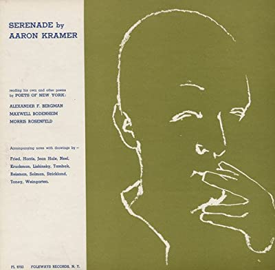 Year of Recording 1957. Record Label Folkways Records. Source Archive Smithsonian Center for Folklife and Cultural Heritage. Credits Authored by Aaron Kramer ; Artist Aaron Kramer ; Authored by Alexander F. Bergman ; Authored 101 Aaron Kramer: The Ro...