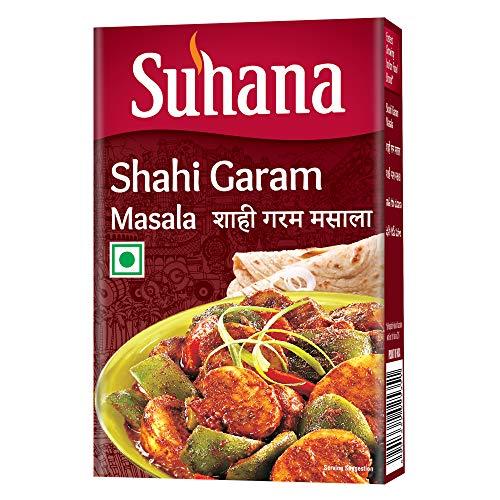 Suhana Masala Shahi Garam Masala 100g - Pack of 4